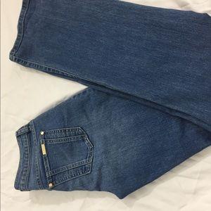 Jeniffer Lopez Size 2 Blue boot cut Jeans